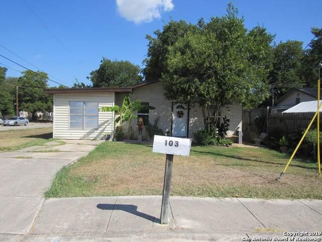 103 Arrid Rd, San Antonio, TX 78210 (MLS #1423081) :: Alexis Weigand Real Estate Group