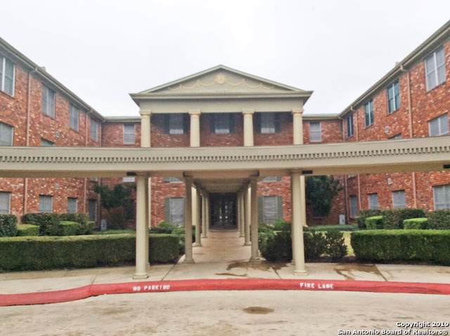 2420 Mccullough Ave #206, San Antonio, TX 78212 (#1423207) :: The Perry Henderson Group at Berkshire Hathaway Texas Realty