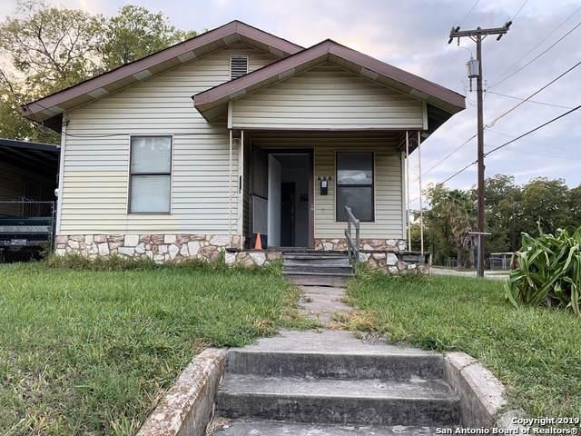 703 Hallie Ave, San Antonio, TX 78210 (MLS #1423356) :: Alexis Weigand Real Estate Group