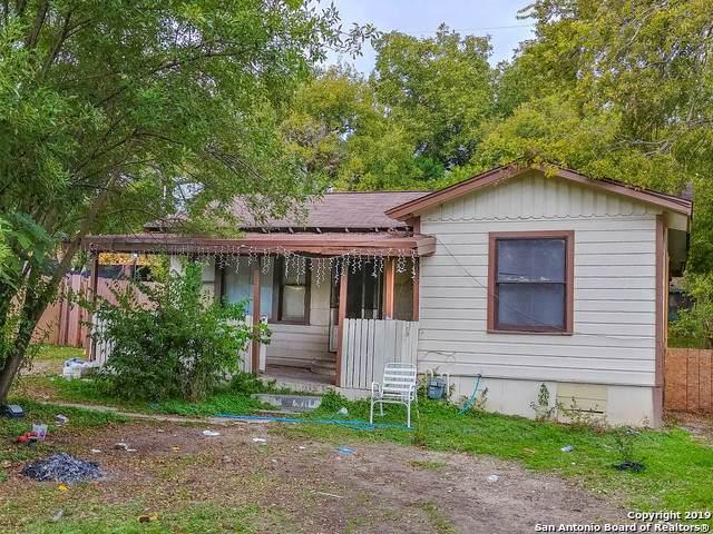 4903 Cannon Dr, San Antonio, TX 78228 (MLS #1423530) :: BHGRE HomeCity