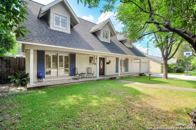 8403 Laurelhurst Dr, San Antonio, TX 78209 (MLS #1423536) :: Alexis Weigand Real Estate Group