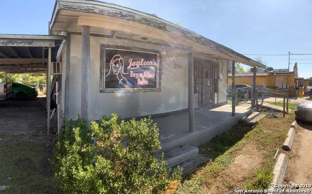 3102 Commercial Ave, San Antonio, TX 78221 (MLS #1423542) :: Alexis Weigand Real Estate Group