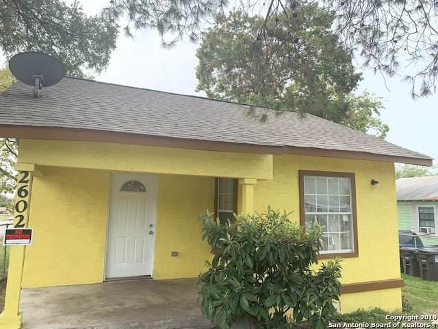 2602 Leal St, San Antonio, TX 78207 (MLS #1423547) :: BHGRE HomeCity