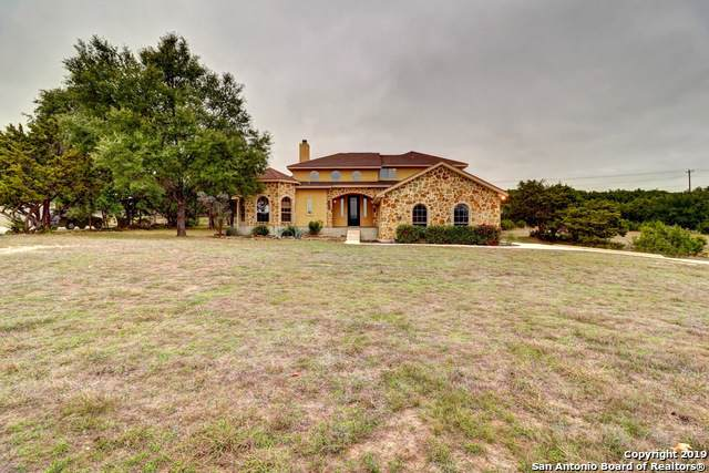 2033 Comal Springs, Canyon Lake, TX 78133 (MLS #1423644) :: EXP Realty