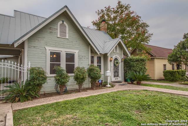 2010 W Huisache Ave, San Antonio, TX 78201 (MLS #1423720) :: Alexis Weigand Real Estate Group