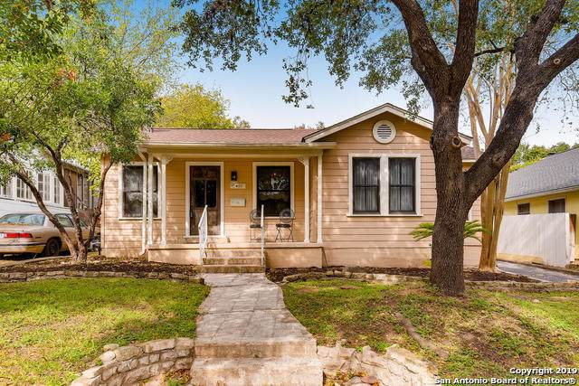 407 Abiso Ave, Alamo Heights, TX 78209 (MLS #1423846) :: The Gradiz Group