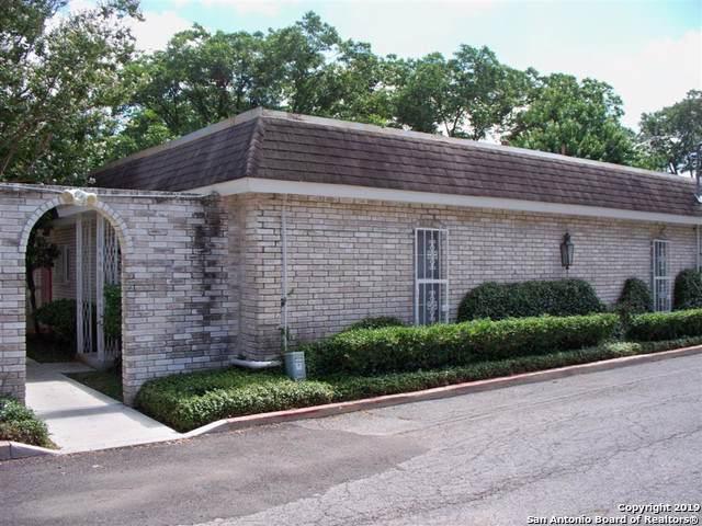 1430 Nacogdoches Rd #9, San Antonio, TX 78209 (MLS #1423864) :: The Gradiz Group