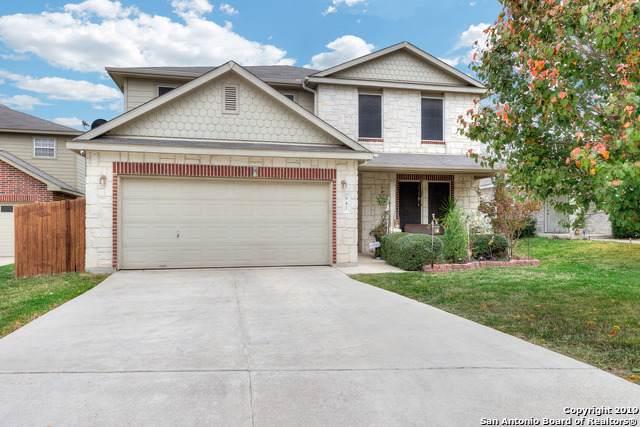 847 Creek Gate, San Antonio, TX 78253 (MLS #1423897) :: BHGRE HomeCity