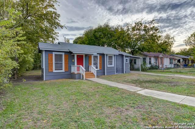 1720 El Monte Blvd, San Antonio, TX 78201 (MLS #1423901) :: The Gradiz Group