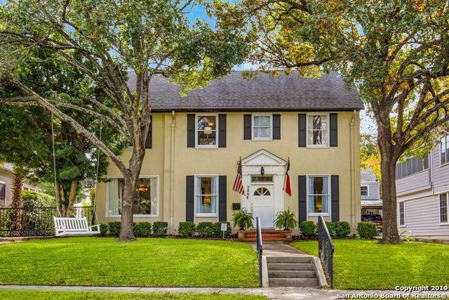 206 W Hollywood Ave, San Antonio, TX 78212 (MLS #1424009) :: Exquisite Properties, LLC