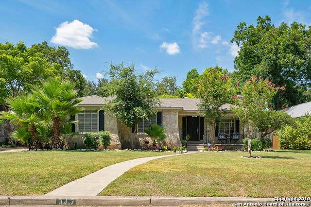 147 E Edgewood Pl, Alamo Heights, TX 78209 (MLS #1424066) :: Niemeyer & Associates, REALTORS®