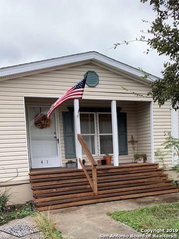 4111 County Road 382, San Antonio, TX 78253 (MLS #1424134) :: BHGRE HomeCity