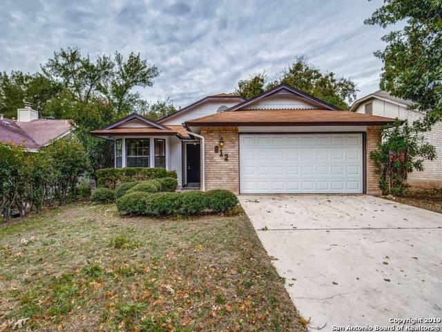 812 Garden Meadow Dr, Universal City, TX 78148 (MLS #1424211) :: BHGRE HomeCity