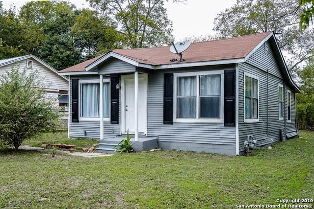 3123 Hicks Ave, San Antonio, TX 78210 (MLS #1424269) :: Niemeyer & Associates, REALTORS®