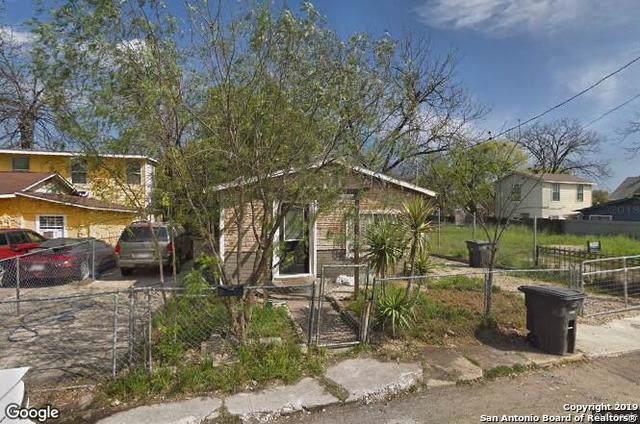 1811 Santiago St, San Antonio, TX 78207 (MLS #1424359) :: BHGRE HomeCity