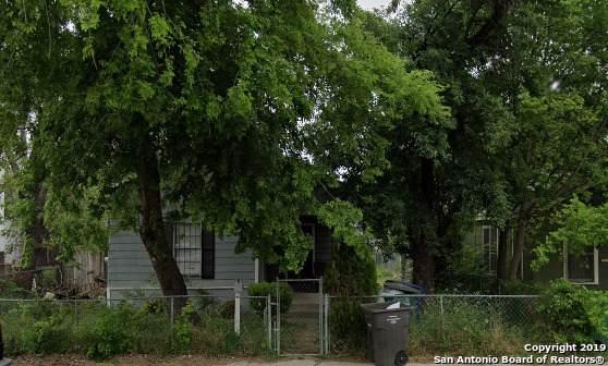 551 E Southcross Blvd, San Antonio, TX 78214 (MLS #1424360) :: Alexis Weigand Real Estate Group