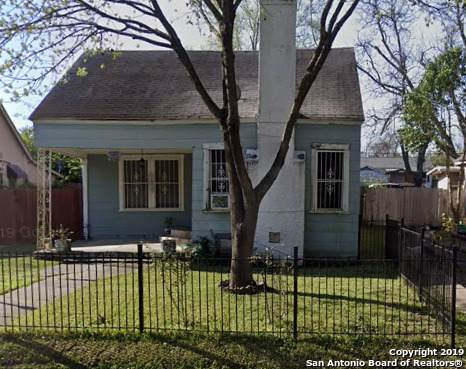 1718 Schley Ave, San Antonio, TX 78210 (MLS #1424363) :: Niemeyer & Associates, REALTORS®