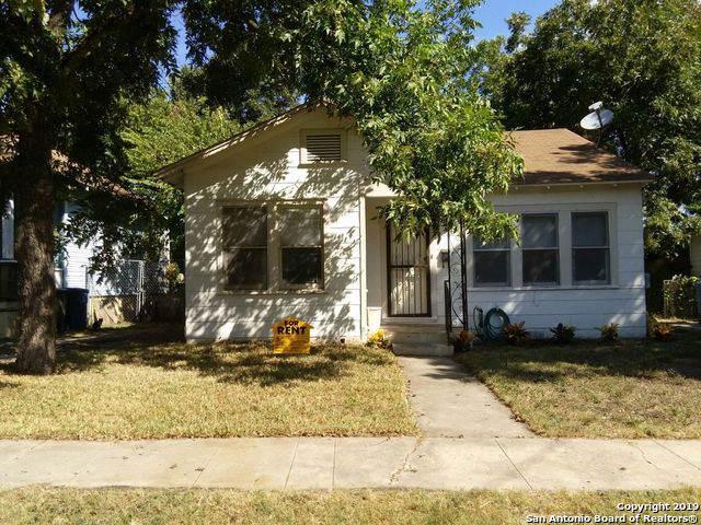 943 Essex St, San Antonio, TX 78210 (MLS #1424366) :: Niemeyer & Associates, REALTORS®