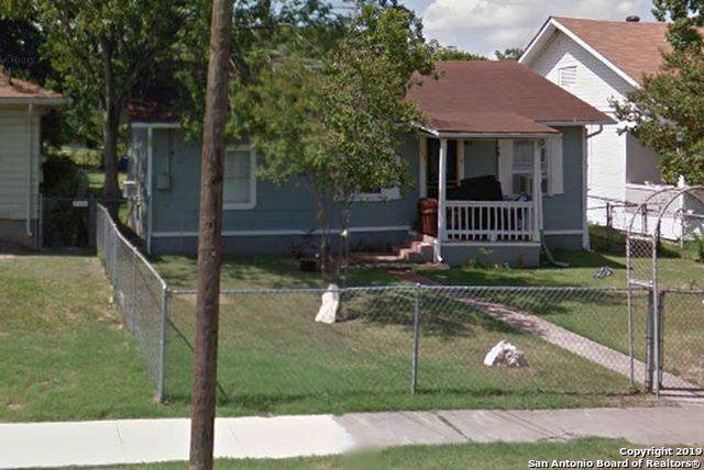 542 E Drexel Ave, San Antonio, TX 78210 (MLS #1424368) :: Niemeyer & Associates, REALTORS®
