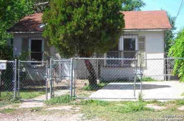 1105 Rivas St, San Antonio, TX 78207 (#1424383) :: The Perry Henderson Group at Berkshire Hathaway Texas Realty