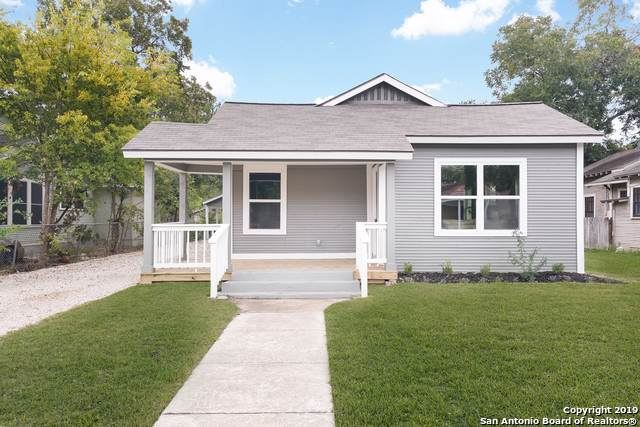 314 Rigsby Ave, San Antonio, TX 78210 (MLS #1424402) :: Niemeyer & Associates, REALTORS®