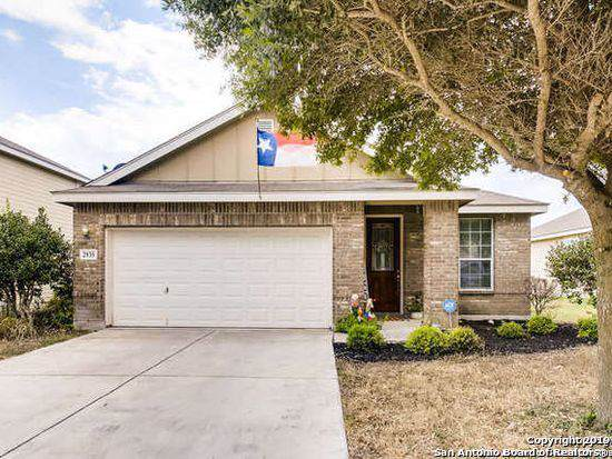 2935 Thunder Gulch, San Antonio, TX 78245 (#1424519) :: The Perry Henderson Group at Berkshire Hathaway Texas Realty