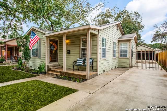 211 E Pyron Ave, San Antonio, TX 78214 (MLS #1424537) :: Carter Fine Homes - Keller Williams Heritage