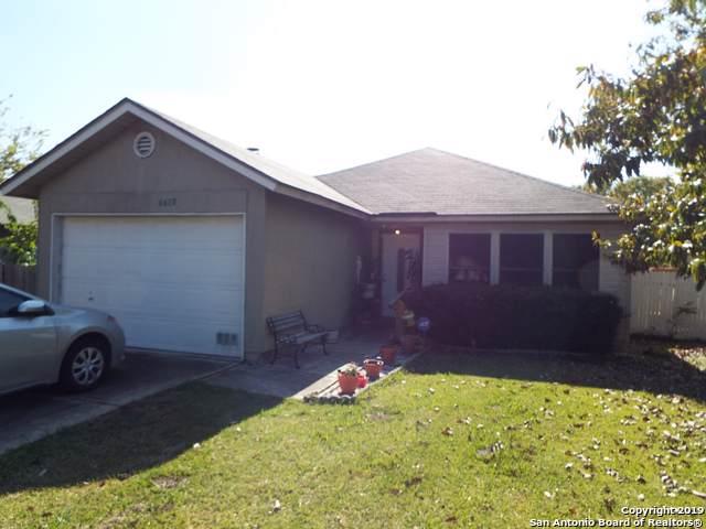 6610 Barton Rock Rd, San Antonio, TX 78239 (MLS #1424565) :: Alexis Weigand Real Estate Group
