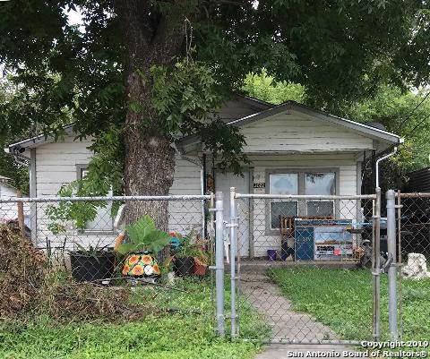 3022 El Paso St, San Antonio, TX 78207 (MLS #1424626) :: Alexis Weigand Real Estate Group