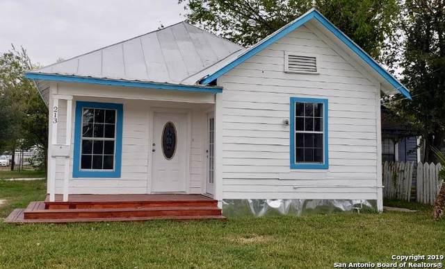 215 Aransas Ave, San Antonio, TX 78210 (#1424722) :: The Perry Henderson Group at Berkshire Hathaway Texas Realty
