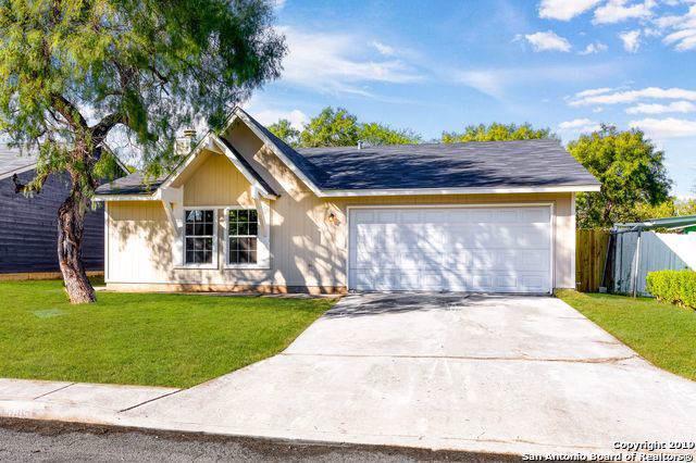 5815 Hawaiian Cove, San Antonio, TX 78242 (MLS #1424728) :: BHGRE HomeCity