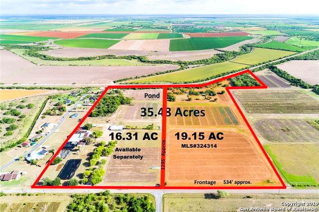 19.15 AC Mile 6 North, Mercedes, TX 78570 (MLS #1424765) :: REsource Realty