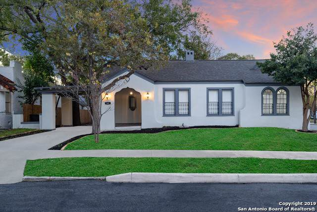 342 W Elsmere Pl, San Antonio, TX 78212 (MLS #1424781) :: Alexis Weigand Real Estate Group