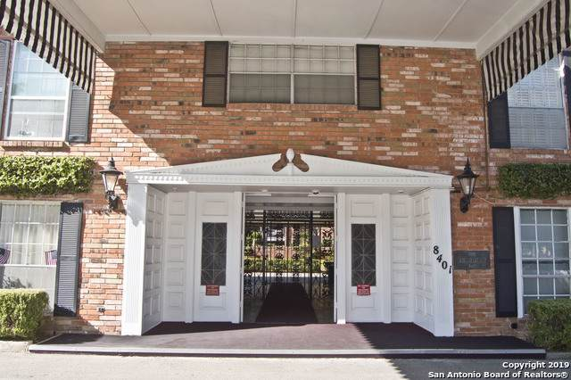 8401 N New Braunfels Ave 132A, San Antonio, TX 78209 (MLS #1424835) :: Alexis Weigand Real Estate Group