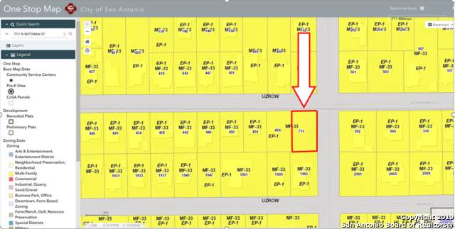 711 N Mittman, San Antonio, TX 78202 (MLS #1425005) :: Berkshire Hathaway HomeServices Don Johnson, REALTORS®