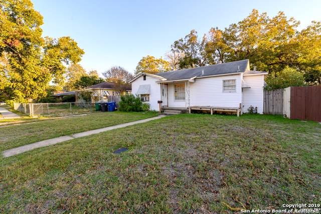 308 Crane Ave, San Antonio, TX 78214 (MLS #1425006) :: Niemeyer & Associates, REALTORS®