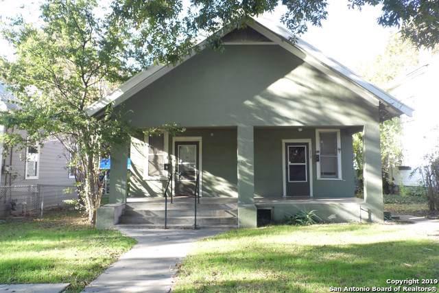 119 Zapata St, San Antonio, TX 78210 (MLS #1425020) :: BHGRE HomeCity