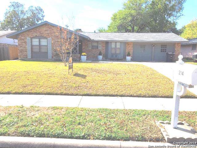 214 Granada Dr, San Antonio, TX 78216 (MLS #1425147) :: Glover Homes & Land Group