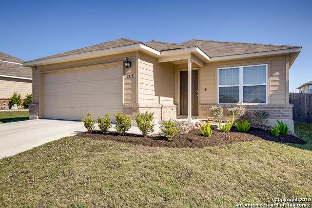 2418 Labelle Etoile, Converse, TX 78109 (MLS #1425218) :: Alexis Weigand Real Estate Group