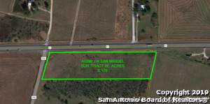 0 Us Hwy 87 W, Adkins, TX 78101 (MLS #1425224) :: Alexis Weigand Real Estate Group