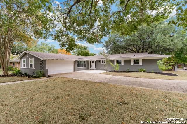 7502 N Vandiver Rd, San Antonio, TX 78209 (MLS #1425506) :: Reyes Signature Properties