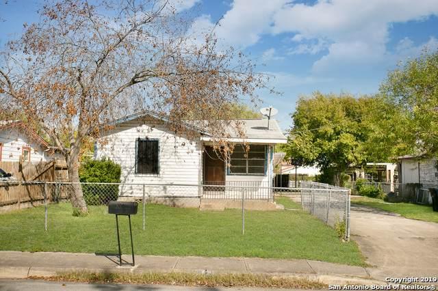3835 Spear St, San Antonio, TX 78237 (MLS #1425521) :: Reyes Signature Properties
