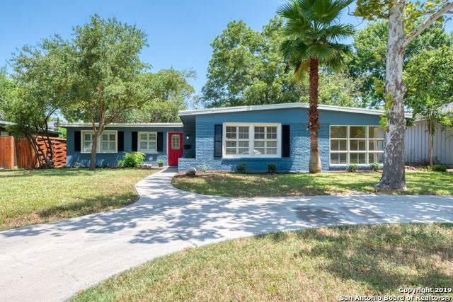 523 Brightwood Pl, San Antonio, TX 78209 (MLS #1425607) :: Glover Homes & Land Group
