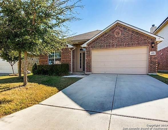 14806 Wyoming Pass, San Antonio, TX 78254 (MLS #1425676) :: Alexis Weigand Real Estate Group