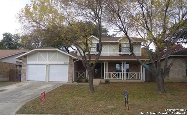 8743 Timber Range, San Antonio, TX 78250 (MLS #1425912) :: BHGRE HomeCity