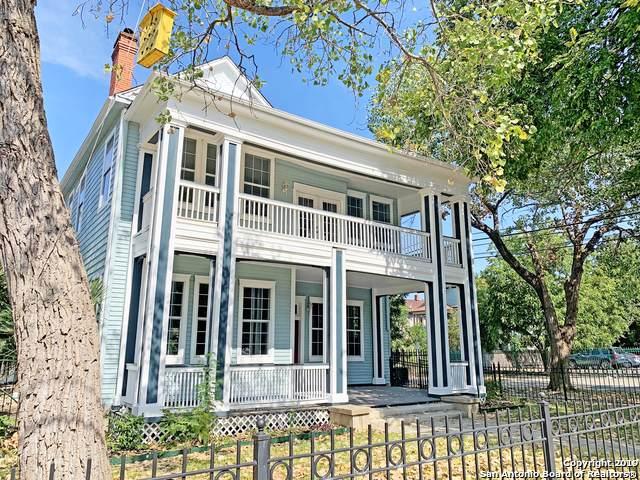 127 Lewis St, San Antonio, TX 78212 (MLS #1425922) :: BHGRE HomeCity