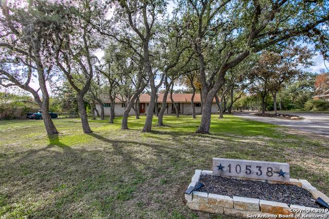 10538 Rocking M Trail, Helotes, TX 78023 (MLS #1425939) :: The Mullen Group | RE/MAX Access
