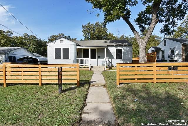 403 Ward Ave, San Antonio, TX 78223 (MLS #1425987) :: BHGRE HomeCity