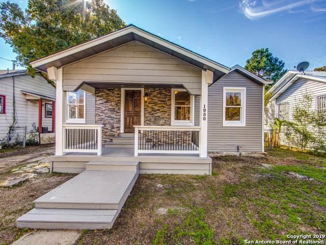 1950 Texas Ave, San Antonio, TX 78228 (MLS #1426163) :: Alexis Weigand Real Estate Group
