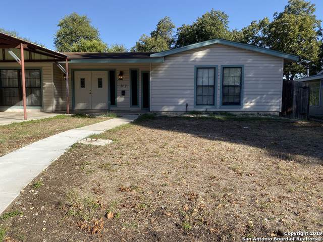 161 Brandywine Ave, San Antonio, TX 78228 (MLS #1426178) :: Alexis Weigand Real Estate Group